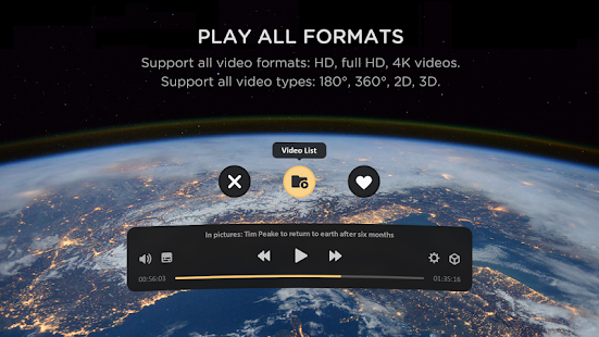 App SKYBOX VR Video Player APK for Windows Phone