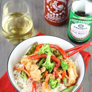 Spicy Sweet Chicken Stir Fry Recipe