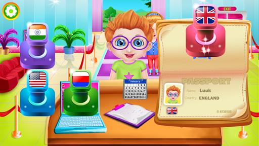 Cabin Crew Girls Airport Manager  screenshots 4