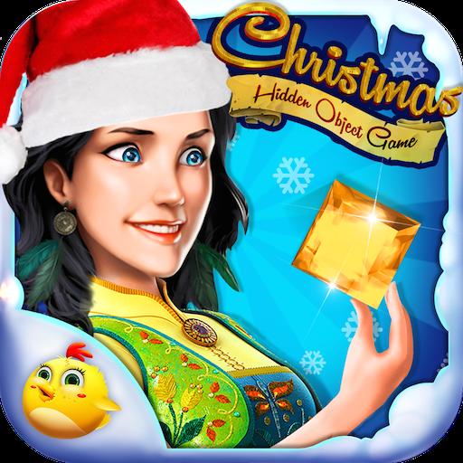聖誕案例隱藏物品 休閒 App LOGO-APP試玩