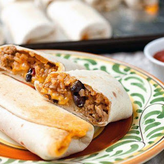 Burritos Snack Recipes