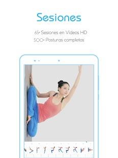 Yoga Diaria - Daily Yoga Screenshot