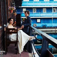 Wedding photographer Nikolay Chernyshev (fotonikola). Photo of 23.11.2014