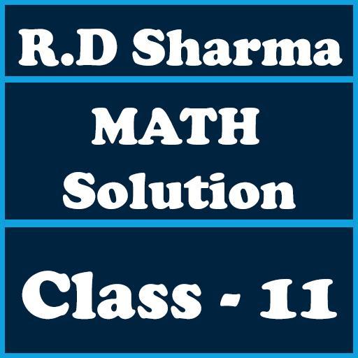RD Sharma Class 11 Math Solution - Apps on Google Play