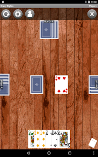 Crazy Eights- screenshot thumbnail