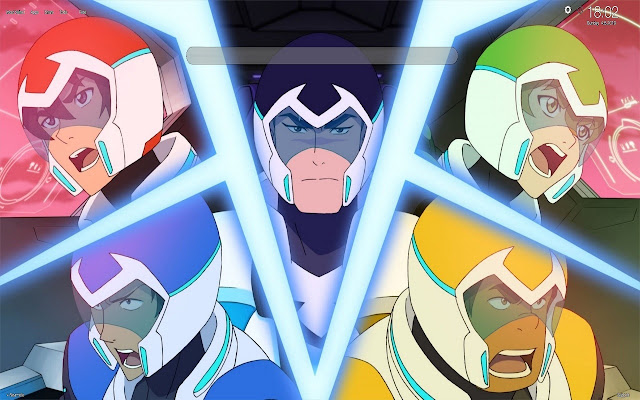 Voltron Legendary Defender Wallpapers Tab