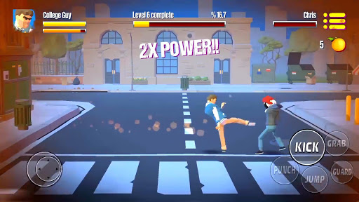 City Fighter vs Street Gang apkdebit screenshots 2