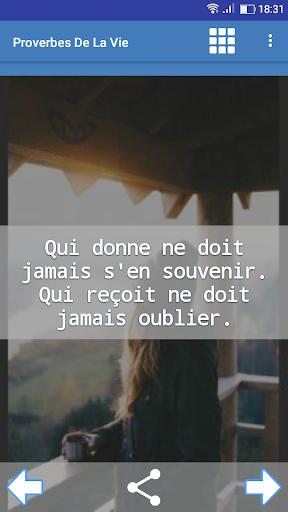 Proverbes De La Vie En Images 1.7 screenshots 2