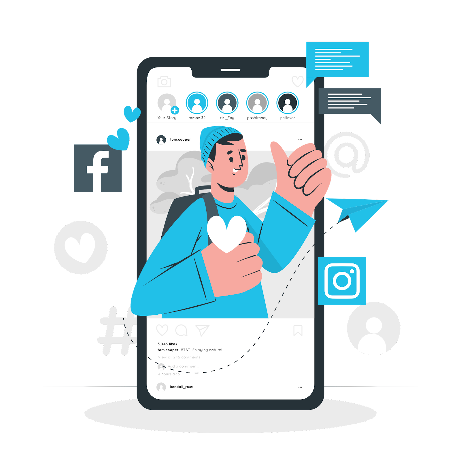 Social-media-promotion-for-your-webinar