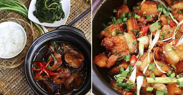 Học cách làm 3 món kho thơm ngon đúng điệu chuẩn vị người Việt