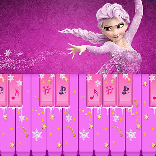 Pink Piano Tiles Frozen - Ice Queen Magic Tiles file APK for Gaming PC/PS3/PS4 Smart TV