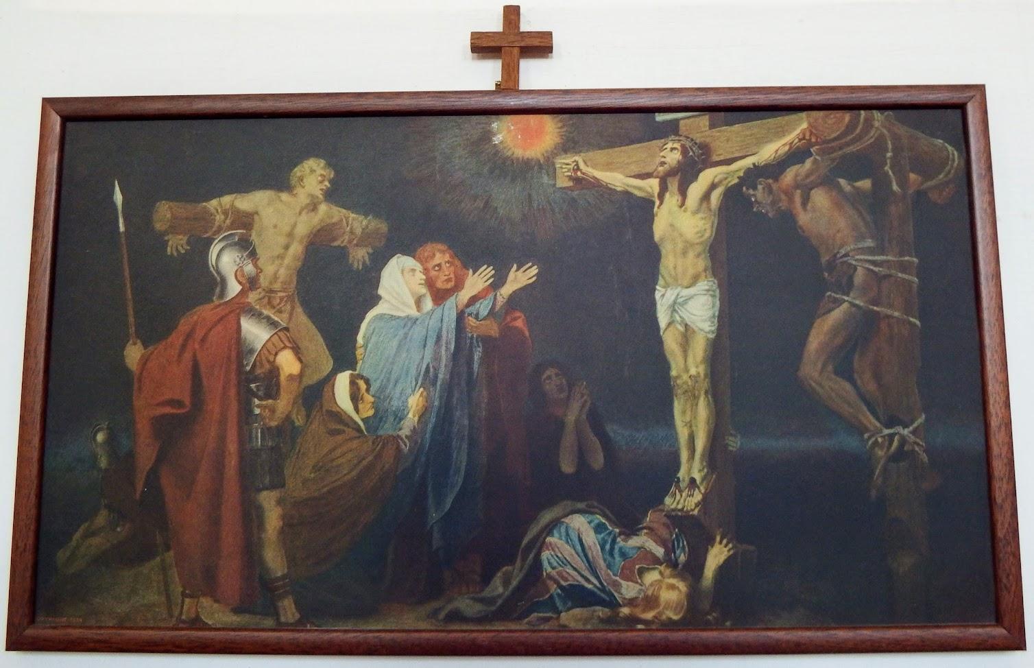 Gyenesdiás - Diási Havas Boldogasszony kápolna a temetőben