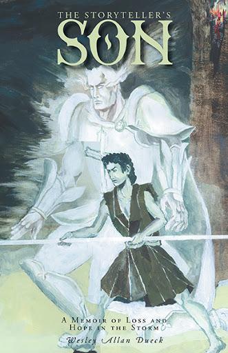 The Storyteller's Son cover