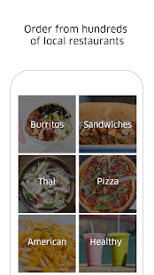 UberEATS: Food Delivery- screenshot thumbnail