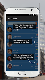 iGetIt - Cross Language Chat- screenshot thumbnail