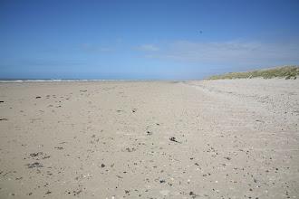 Photo: unser Strand - menschenleer