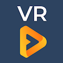 FD VR Theater: 360 Cinematic Video Player in VR icon