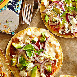 Enchilada Pizzas