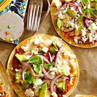 Beef Enchilada Pizza Recipes