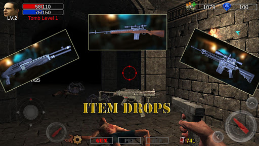Dungeon Shooter V1.1  image 2