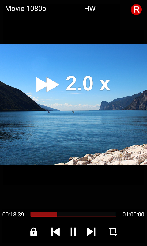 VXG Player (Play Video UHD)- screenshot