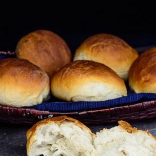 Ghana Sugar Bread Rolls.