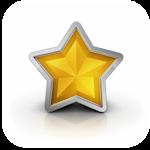 Vocabulary Star Icon