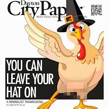 Photo: Dayton City Paper cover story