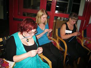 Photo: Det var full koncentration som rådde i alla tre deltävlingar.