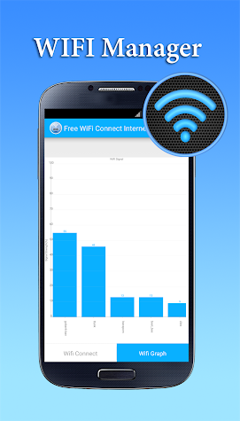 Free WiFi Connect Internet Screenshot