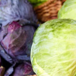 Dr. Fuhrman's Cabbage Salad.