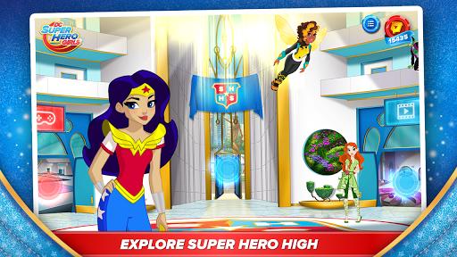 DC Super Hero Girls™ screenshot