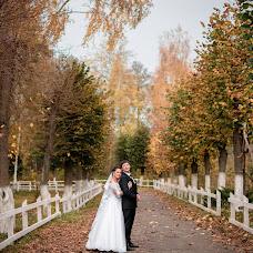 Wedding photographer Artem Mulyavka (myliavka). Photo of 24.10.2017
