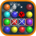 Crash Balls - Match 3 Mania icon