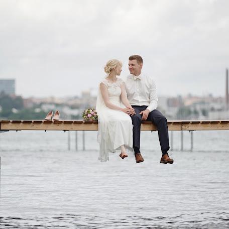 Fotógrafo de bodas Ruta Doksiene (rutadoksus). Foto del 05.10.2017