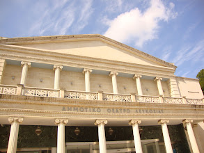 Photo: The National theater in Nicosia