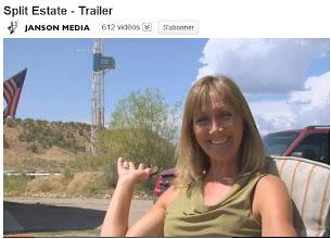 """Photo: L'AUTRE """"GASLAND""""..(Trailer).sept 2010.  http://www.youtube.com/watch?v=cFNp6QAiGb4"""