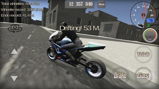 Wheelie King 3D - Realistic free  motorbike racing modavailable screenshots 10