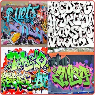Graffiti Fonts Design - náhled