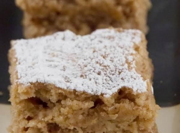 Heirloom Fresh Applesauce Cake Recipe