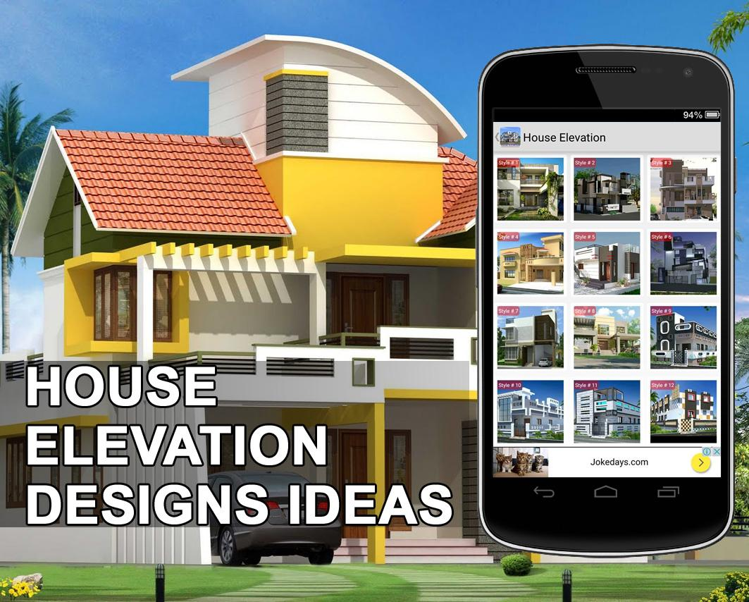 House Elevation Designs- screenshot