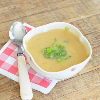 Creamy Potato Soup (Dairy-Free).