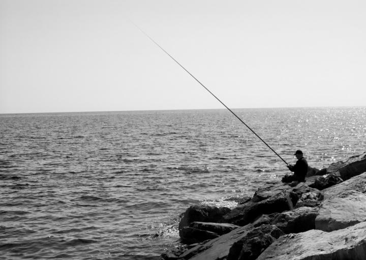Pescatore solitario di Cisco1979