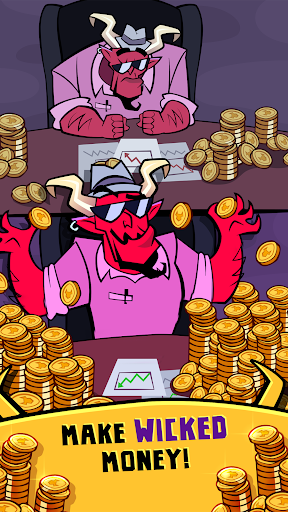 Hell Inc. - Imp Theme Park Tycoon 1.0 screenshots 5