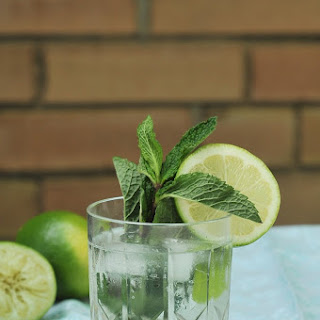 Mint Syrup Cocktail Recipes.