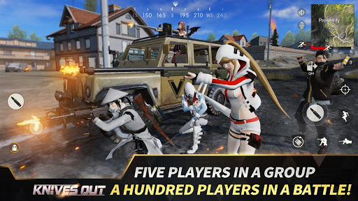 Knives Out-No rules, just fight! 1.231.439441 screenshots 2