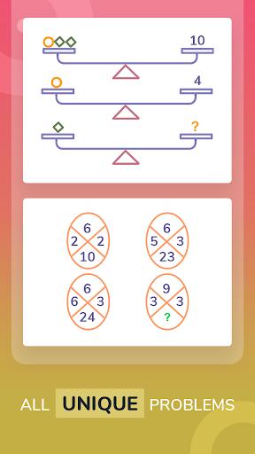 Math Games - Math Puzzles , Best Riddles & Games screenshots 6