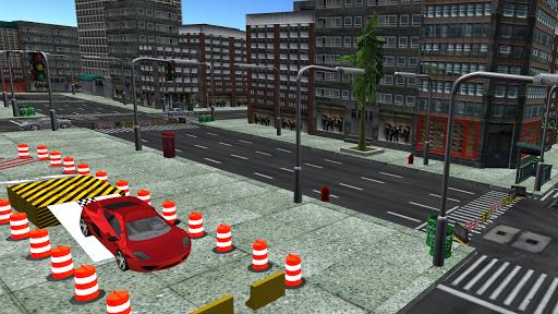 Jeu de stationnement voiture avancé: Car Simulator  captures d'écran 1
