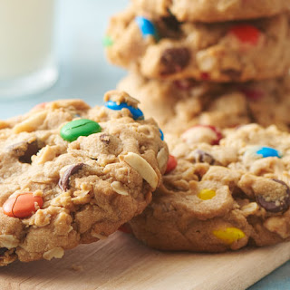Monster Cookies With No Peanut Butter Recipes.