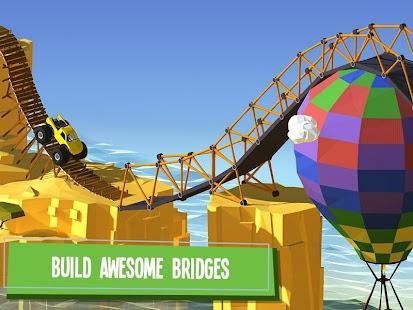 Build a Bridge! Screenshot